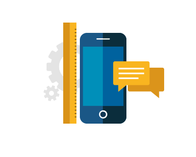SMS API according to requirements